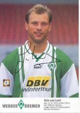 AK 1167 Arie van Lent SV Werder Bremen