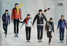 """2 PM """"JUMPING IN WINTER COATS"""" ASIAN POSTER-K-Pop, P.M."""