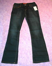 "Lucky W's Jeans Lola Boot Denim Super Stretch 10/30 30""ankle 7WD1844 $99.00 NWT"