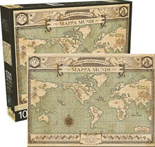 Fantastic Beasts and Where To Find Them Medieval Map 1000 Pc Jigsaw Puzzle New