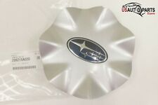 Genuine For 2006-2014 Subaru Tribeca Silver Wheel Hub Cover Center Cap NEW OEM