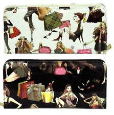 Bifold Wallets Zip-Around Women's