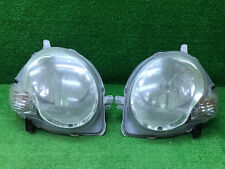 JDM 03-05 Toyota Sienta NCP85 NCP81 Halogen Headlights Lights Lamps Set OEM