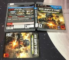 Heavy Fire: Shattered Spear - Playstation 3, (PS3) PS3 Shooter Video Game