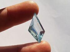 1 Topaze bleu clair Facettée du Brésil 17,90ct/ lithothérapie / topaz bijou