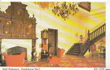 Worcestershire Postcard - Hall Entrance - Dumbleton Hall - Ref 9892A