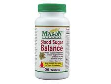 30 TABLETS Blood Sugar Balance Biotin 600 mcg Magnesium 200 mg Zinc 30 mg Ginkgo