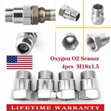 Oxygen O202 Sensor Car Cel Fix Check Engine Light Eliminator Adapter M18x15mm Fits 2007 Sportage