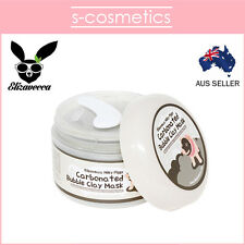 [ELIZAVECCA] Milky Piggy Carbonated Bubble Clay Mask 100g Makeup Remover Real QR