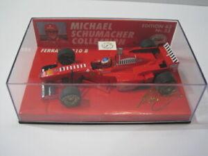 Minichamps F1 1/43 scale Michael Schumacher   Ferrari  F1 Car Edition 43  Nr. 33