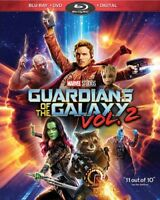 Marvel Guardians of the Galaxy Vol. 2 Blu-ray - Includes Slipcover