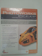 SolidWorks 2006 PhotoWorks step-by-step Photorealistic Rendering (Brand New!)
