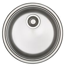 Blanco RONDO ROUND SINK 45cm 23L Capacity, Undermount Stainless Steel