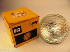 Genuine Oem Cat Caterpillar Sealed Beam Lamp Unit / Part 9W-1281