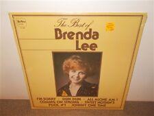* The Best Of Brenda Lee . LP