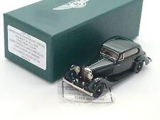New 1:43 Lansdowne Models LDM93X 1936 Bentley 4 1/4 Litre Coupe 1/200 Brooklin