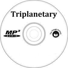 Triplanetary - Unabridged Audiobook MP3 CD -  E.E. Smith