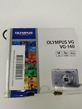 Olympus VG series VG-140 14.0MP Digital Camera - Silver with box 91319gi