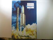 Mach 2 1/125 Ariane 5 European heavy launcher