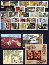 Republik KOSOVO Jahrgang YearSet 2015 postfrisch MNH **  Block 31 - 34