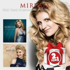 Mirusia This Time Tomorrow & From the Heart 2 CD NEW