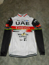 Team UAE Emirates Colnago thermo winter jersey trikot jacke