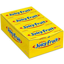 """8 x Wrigley´s """"Juicy Fruit"""" (8 Packs x 15 Stripes = 120 Stripes) *FREE SHIPPING*"""