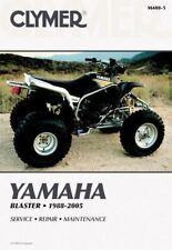 Yamaha Blaster 1988-2005 Workshop Manual