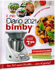 Libro Ricettario Cucina Il Mio Diario Bimby 2021 365 nuove ricette