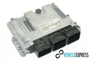 FORD C-MAX Engine Control Unit 0281019941 / C1B1-12A650-CD