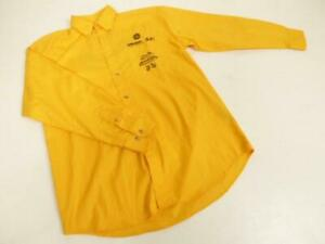 Shirt Yellow Bombardier S2I Man Size M Quad Scooter Motorcycle Atv Buggy New