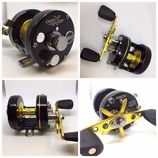 omoto CHIEF Xtreme 531 CXS (LH)  2BB+1ARB Surf Casting Reel, fishing reel