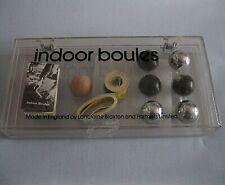 indoor boules by Loncraine Broxton and Partner Ltd. England Boule Petanque