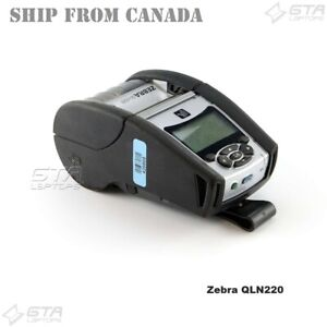 Zebra QLN220 Thermal Label Mobile Printer Bluetooth Wifi QN2-AUNA0M00-00