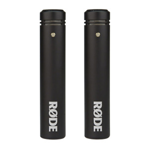 Rode M5 Stereo Matched Pair Cardioid Condenser Microphones