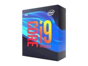 Intel Core i9-9900K 3.6GHz 8-Core (BX806849900K) Processor Unlocked