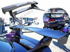 CARBON BEE*R REAR GT WING 5PCS FIT FOR NISSAN R33 GTR OR GTR-STYLE REAR SPOILER