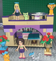 lego friends small house moc. built, lego creator lego city