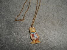 CARTOON CHARACTER NECKLACE - CAVE MAN