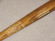 Willie Kirkland Game Used Signed Bat Washington Senators Giants Indians O's