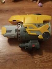 Transformers Bumblebee Yellow Plasma Cannon Blaster Arm Gun Sounds WORKS!