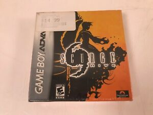 Scurge: Hive (Nintendo Game Boy Advance, 2006) gba New Sealed