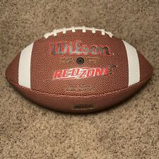 Nwob - Wilson Wtf1570 Jfx48 Football 1001 Ncaa Official Size Composite