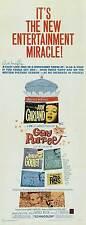 GAY PURR-EE Movie POSTER 14x36 Insert Judy Garland Robert Goulet Red Buttons