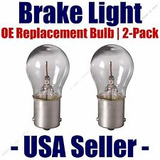 Stop/Brake Light Bulb 2pk - Fits Listed Audi Vehicles - 7506