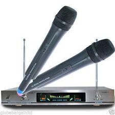 Micrófonos profesionales VHF