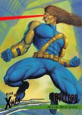 CYCLOPS / X-Men Fleer Ultra Wolverine (1996) Base Trading Card #84
