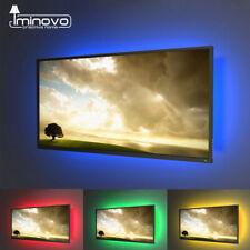 USB LED Strip 5V DC Flexible Light Lamp Desk Decor Screen Background Lightning