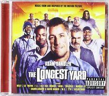 Longest Yard (2005) Nelly, Lil' Wayne, Murphy Lee, Akon, D12 feat. Eminem.. [CD]
