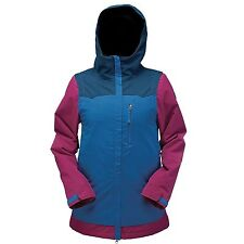 RIDE Snowboard Women's BROADVIEW Snow Jacket - Royal Blue - Large - NWT